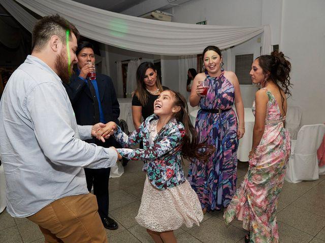 El casamiento de David y Mariana en Luján de Cuyo, Mendoza 34