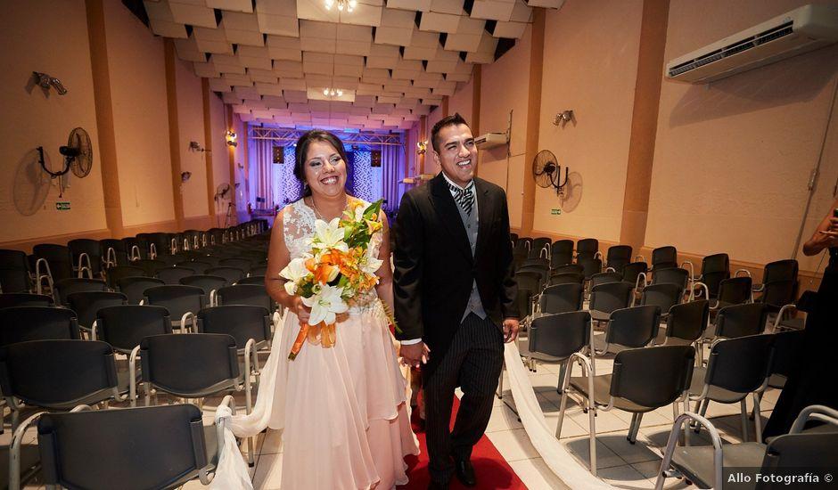 El casamiento de David y Mariana en Luján de Cuyo, Mendoza