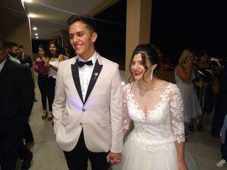 El casamiento de Antonella y Lucas