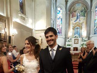 El casamiento de Agustin y Ayelén 2
