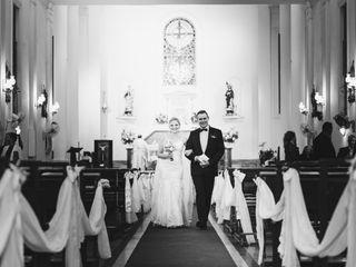 El casamiento de Gabriela  y Gonzalo