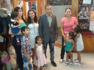 El casamiento de Anahi  y Osvaldo 2