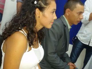 El casamiento de Anahi  y Osvaldo