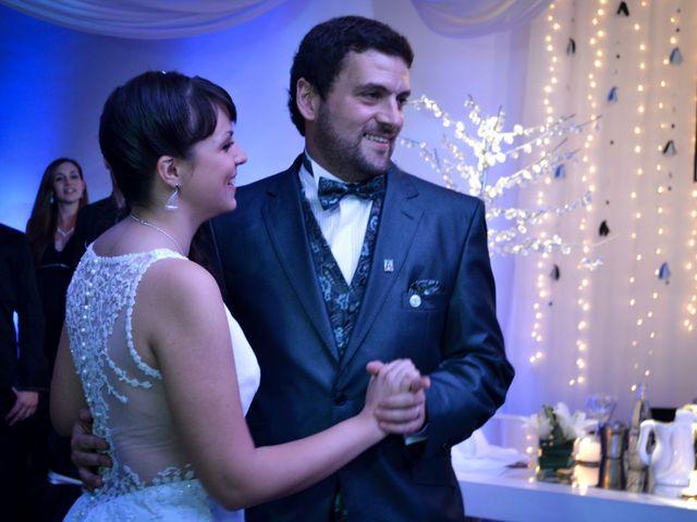 El casamiento de Ayelen y Ivan