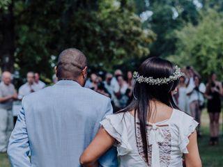 El casamiento de Malena y Wesley 3