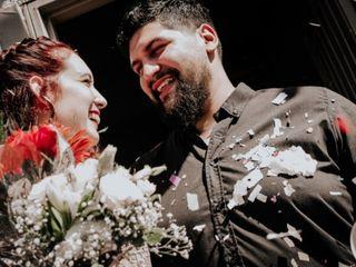 El casamiento de Giselle y Lucas