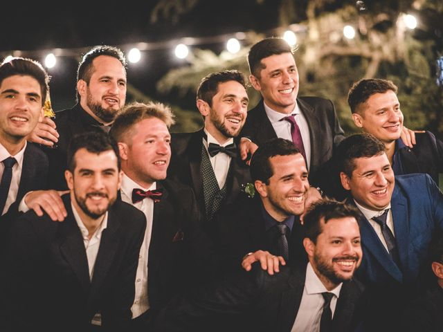 El casamiento de Nico y Bully en Villa Allende, Córdoba 128