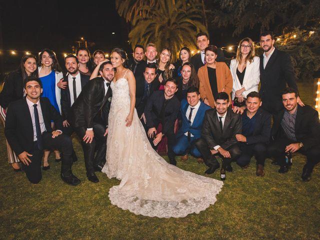 El casamiento de Nico y Bully en Villa Allende, Córdoba 129