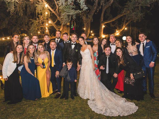 El casamiento de Nico y Bully en Villa Allende, Córdoba 133