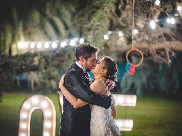 El casamiento de Nico y Bully en Villa Allende, Córdoba 136