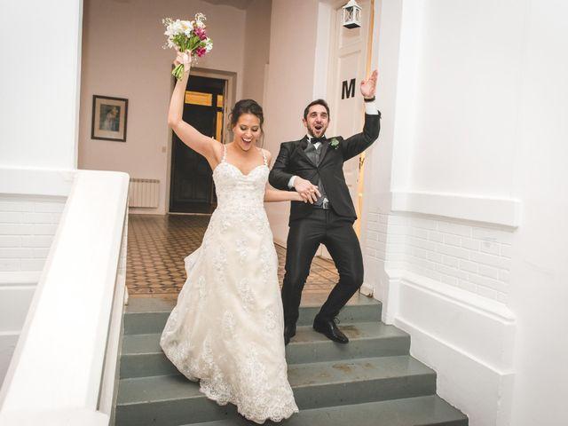 El casamiento de Nico y Bully en Villa Allende, Córdoba 140