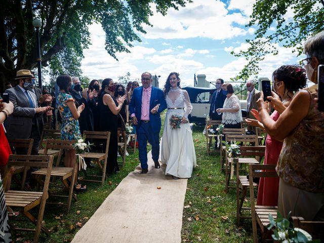 El casamiento de Diego y Sole en Pilar, Buenos Aires 21