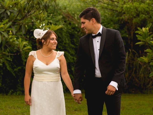 El casamiento de Maria José y Martín