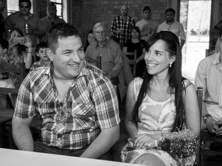 El casamiento de Eli y Guille 1