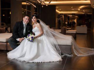 El casamiento de Eli y Guille