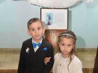 El casamiento de Ayelen y Hernán 1