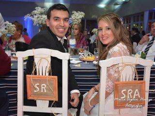 El casamiento de Ayelen y Hernán