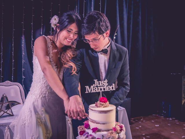 El casamiento de Ariana y Alexis