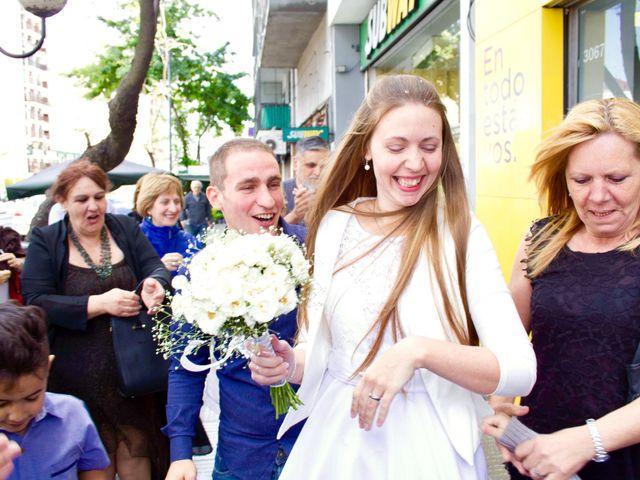 El casamiento de Gianina y Leonardo