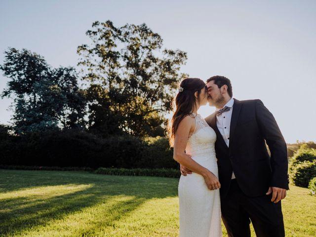 El casamiento de Melisa y Carlos