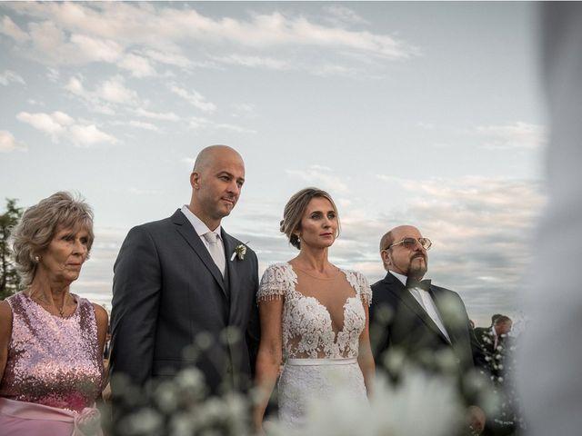 El casamiento de Caro y Marcos