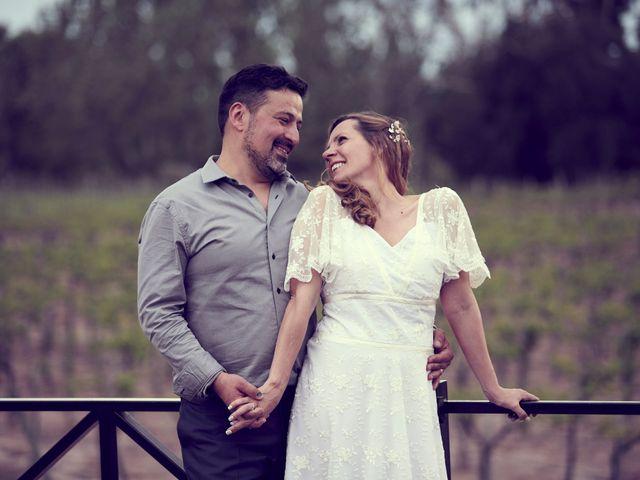 El casamiento de Florencia y Carlos