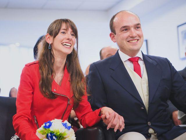 El casamiento de Ine y Rafa