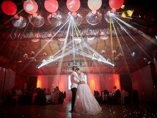 El casamiento de Keyla y Roberto