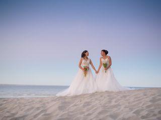 El casamiento de Mariana y Paola