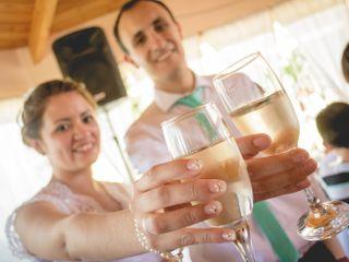 El casamiento de Andrea y Sebastián