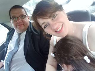 El casamiento de Adriana  y Gastón  1
