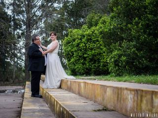 El casamiento de Adriana  y Gastón  3
