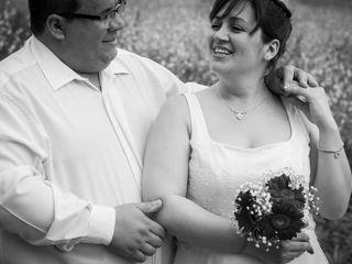 El casamiento de Adriana  y Gastón