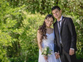 El casamiento de Ayelen y Elio