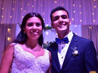El casamiento de Agustina   y Fernano
