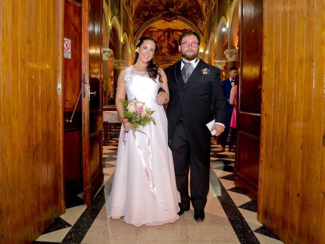 El casamiento de Romina y Romina