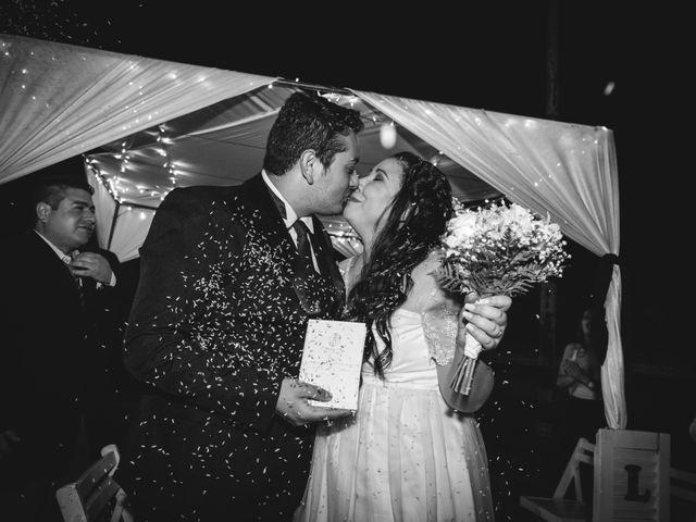 El casamiento de Cami y Mati