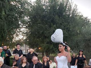 El casamiento de Gimena y Julio 2