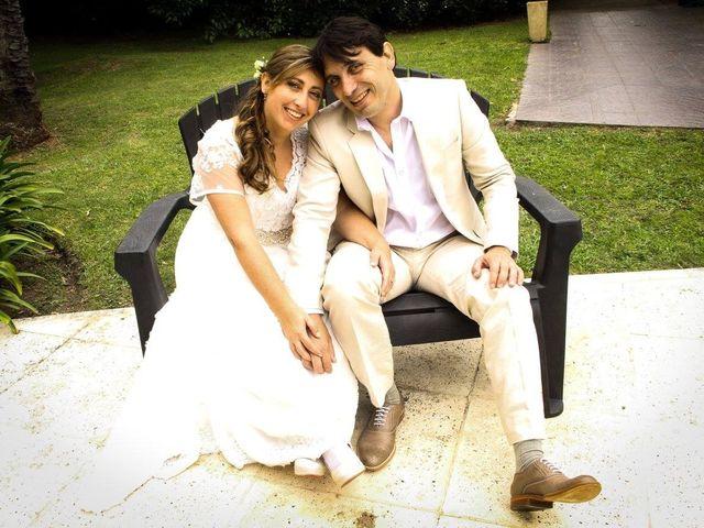 El casamiento de Karina y Horacio