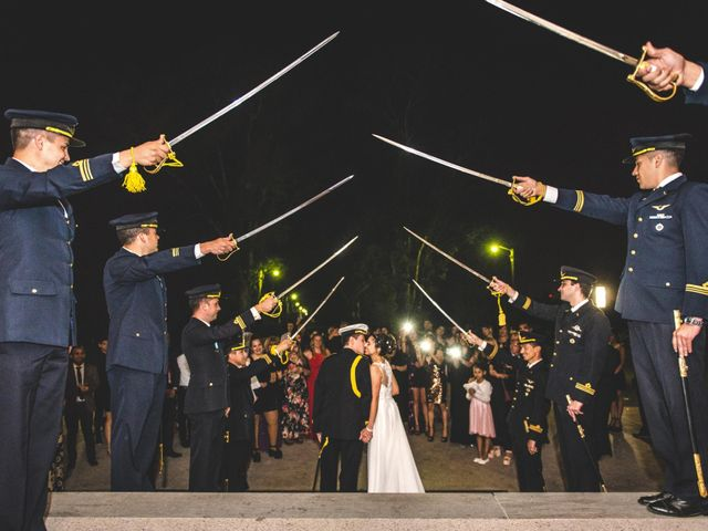 El casamiento de Luciana y Lucas