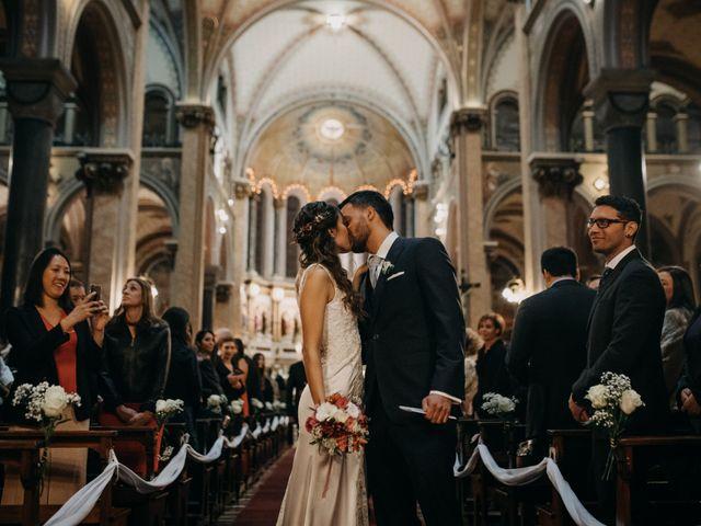El casamiento de Noe y Juan