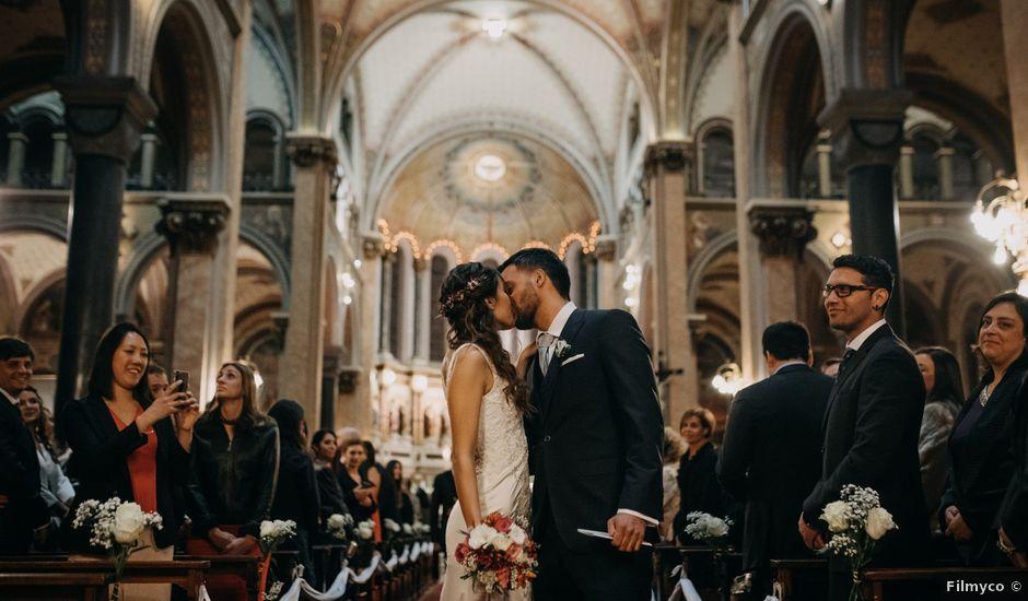El casamiento de Juan y Noe en Vicente López, Buenos Aires