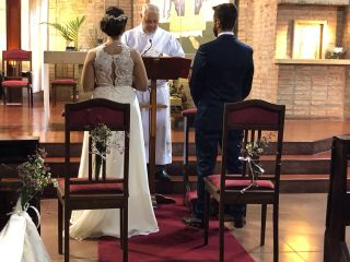 El casamiento de Agustín  y Julieta 2