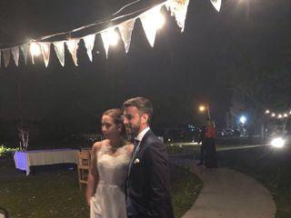 El casamiento de Agustín  y Julieta 3