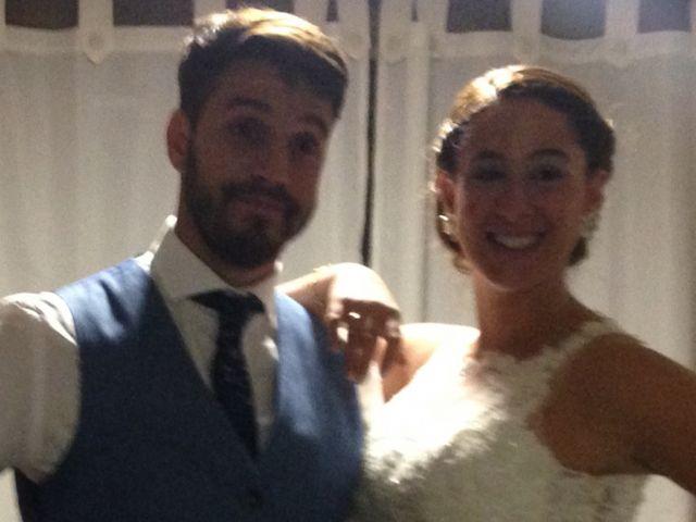 El casamiento de Agustín  y Julieta