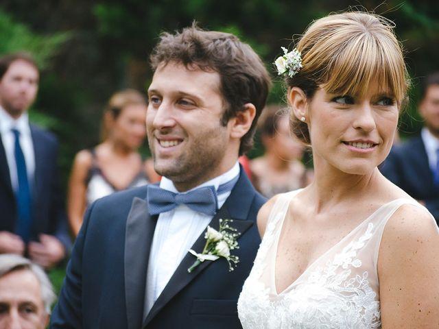 El casamiento de Juli y Santi