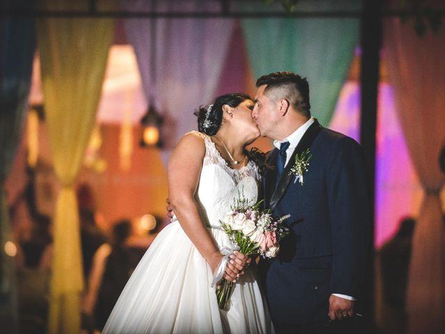 El casamiento de Eugenia y Rafael