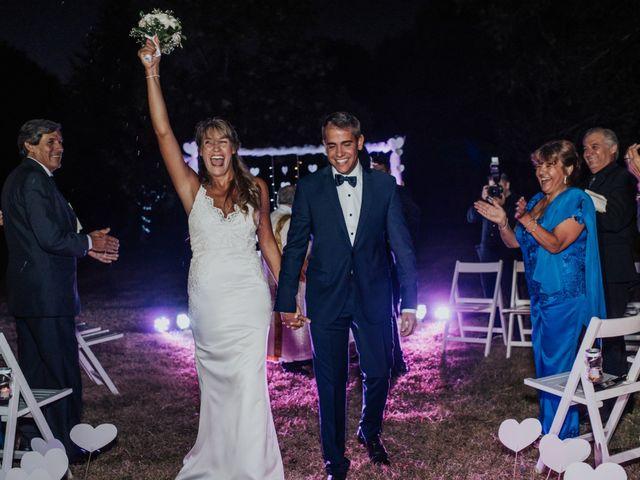 El casamiento de Luciana y Alejandro
