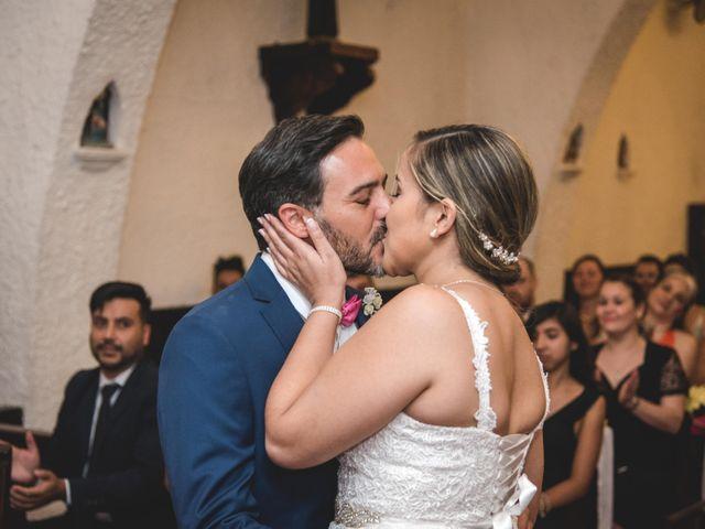 El casamiento de Yani y Ale
