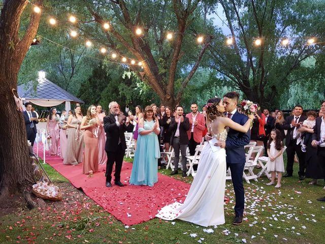 El casamiento de Meli y Gus